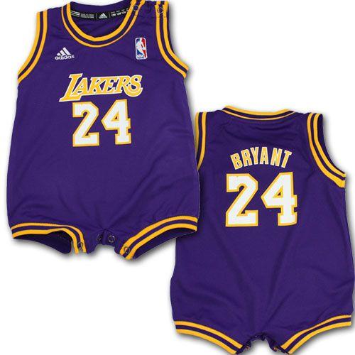 LA Lakers Kobe Bryant Infant Jersey | Kobe bryant baby, Baby ...