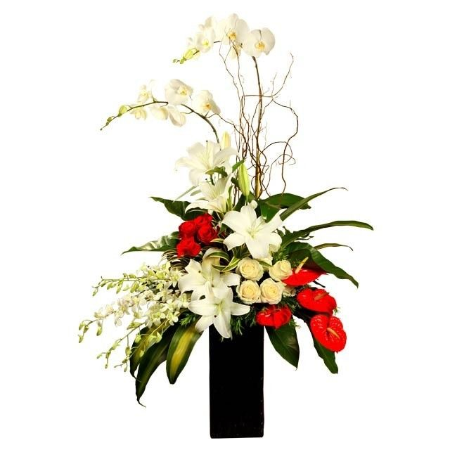 Unusual mother 39 s day flower arrangements ideas flower for Mothers day flower arrangements