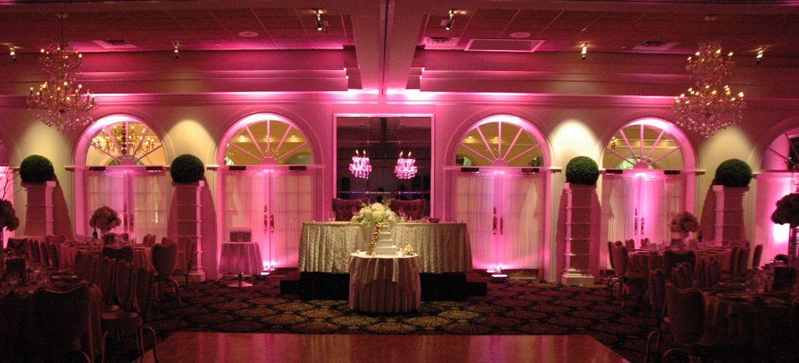 Rent Uplighting Wedding Dj Setup Wedding Sparklers Cheap Wedding Venues