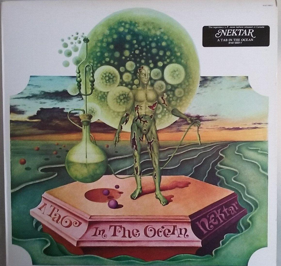 Nektar A Tab In The Ocean Vintage Record Album Vinyl Lp