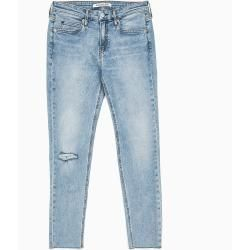Photo of Calvin Klein Ckj 011 Mid Rise Skinny Cropped Jeans 27 – Extra Sale Calvin Klein