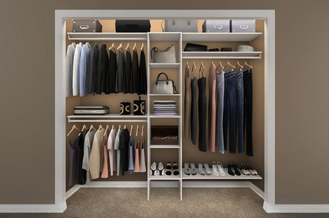 Lowes Closet Organizers Canada Designs Ideas And Decors Modern ...