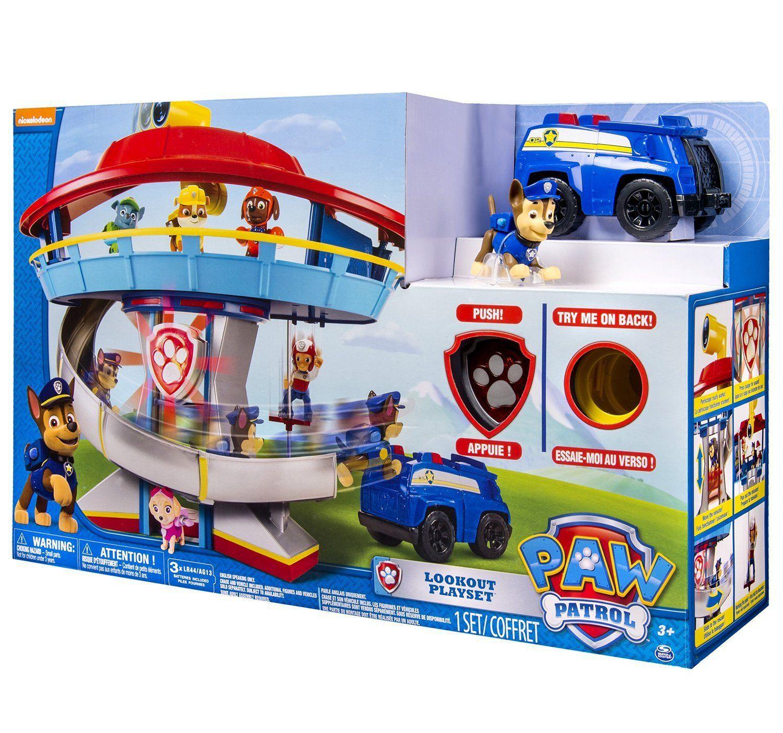 Quartier Général Paw Patrol Jeux Jouets Paw Patrol Toys