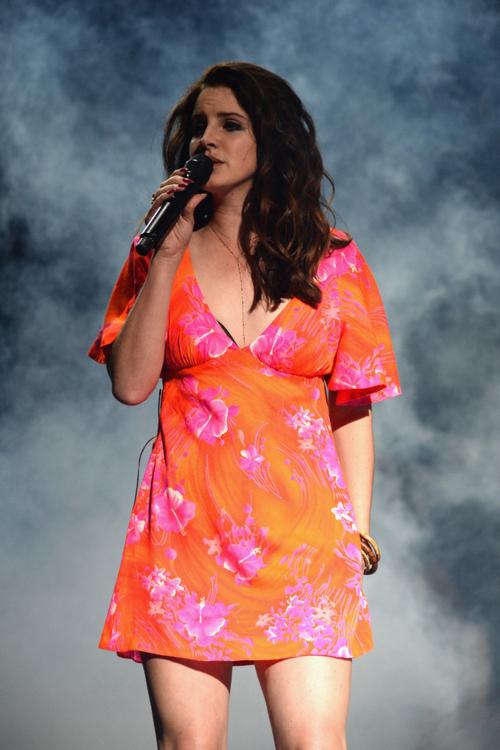 Lana Del Rey at Coachella