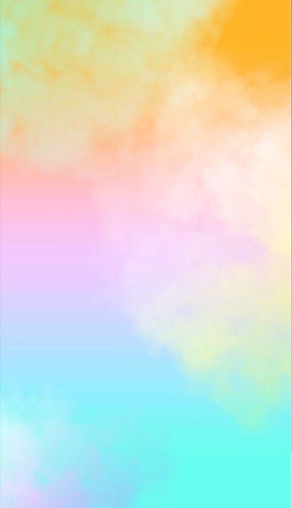 Rainbow pastel wallpaper | Pastel background wallpapers ...