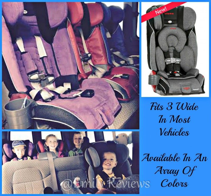 Diono Radian RXT ~ Convertible Car Seat ~ Birth To Booster | Birth ...