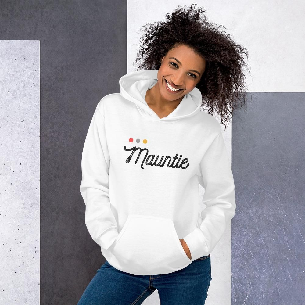 Remember we are the family we choose. So a Mauntie is just what it sounds like. An auntie who is a mother figure. All of our clothing pieces feel soft and lightweight, with the right amount of stretch. They are comfortable and flattering for both men and women. ●Solid colors are 100% combed and ring-spun cotton ●Ash color is 99% combed and ring-spun cotton, 1% polyester ●Heather colors are 52% combed and ring-spun cotton, 48% polyester ●Athletic and Black Heather are 90% combed and ring-spun cot