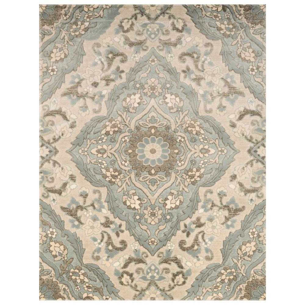Home Decorators Collection Sherrington Blue 1 Ft 11 In X 3 Ft 5 In Area Rug 543025300601051 The Home Depot In 2020 Home Decorators Rugs Area Rugs Rugs