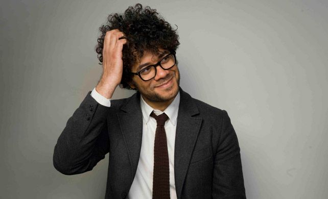richard ayoade st petersburg