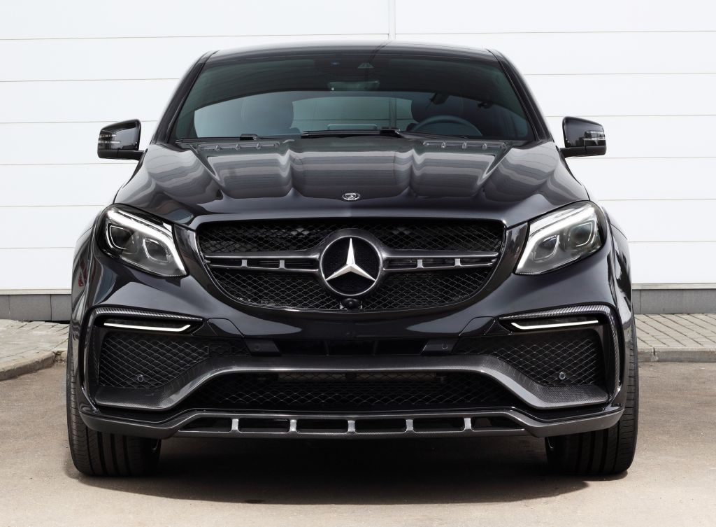 Mercedes Benz Gle Class Coupe C292 Tuning With Images