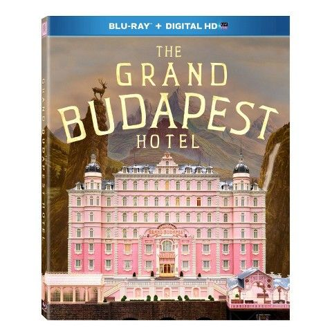 THE GRAND BUDAPEST HOTEL FILM MOVIE A3 ART PRINT POSTER GZ5503