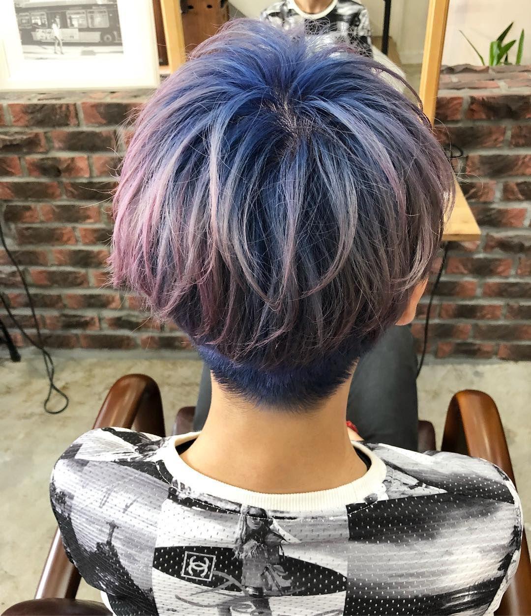 ヘアデザイナー Ikedaiさんはinstagramを利用しています ブルー