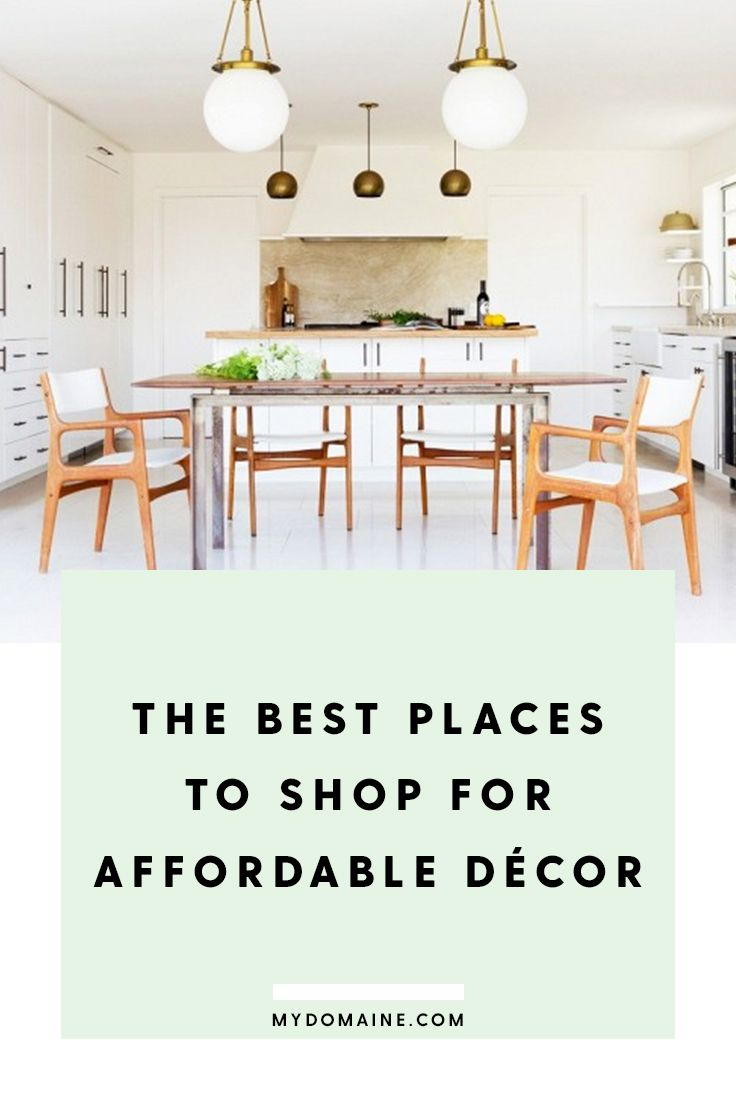 Delicieux Where To Shop For Affordable Furniture.