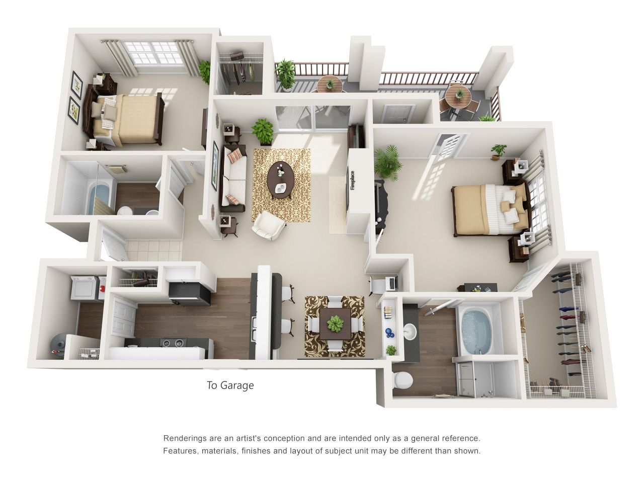 One Two And Three Bedroom Apartments In Euless Tx Euless Texas Apartment Steadfast Small Apartment Floor Plans Apartment Layout Apartment Floor Plans