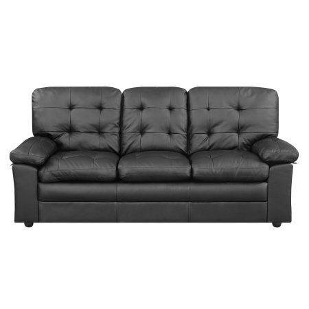 Mainstays Buchannan Sofa Body Black