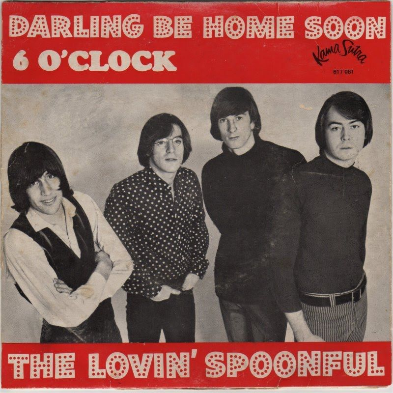 Image result for lovin spoonful darling be home soon
