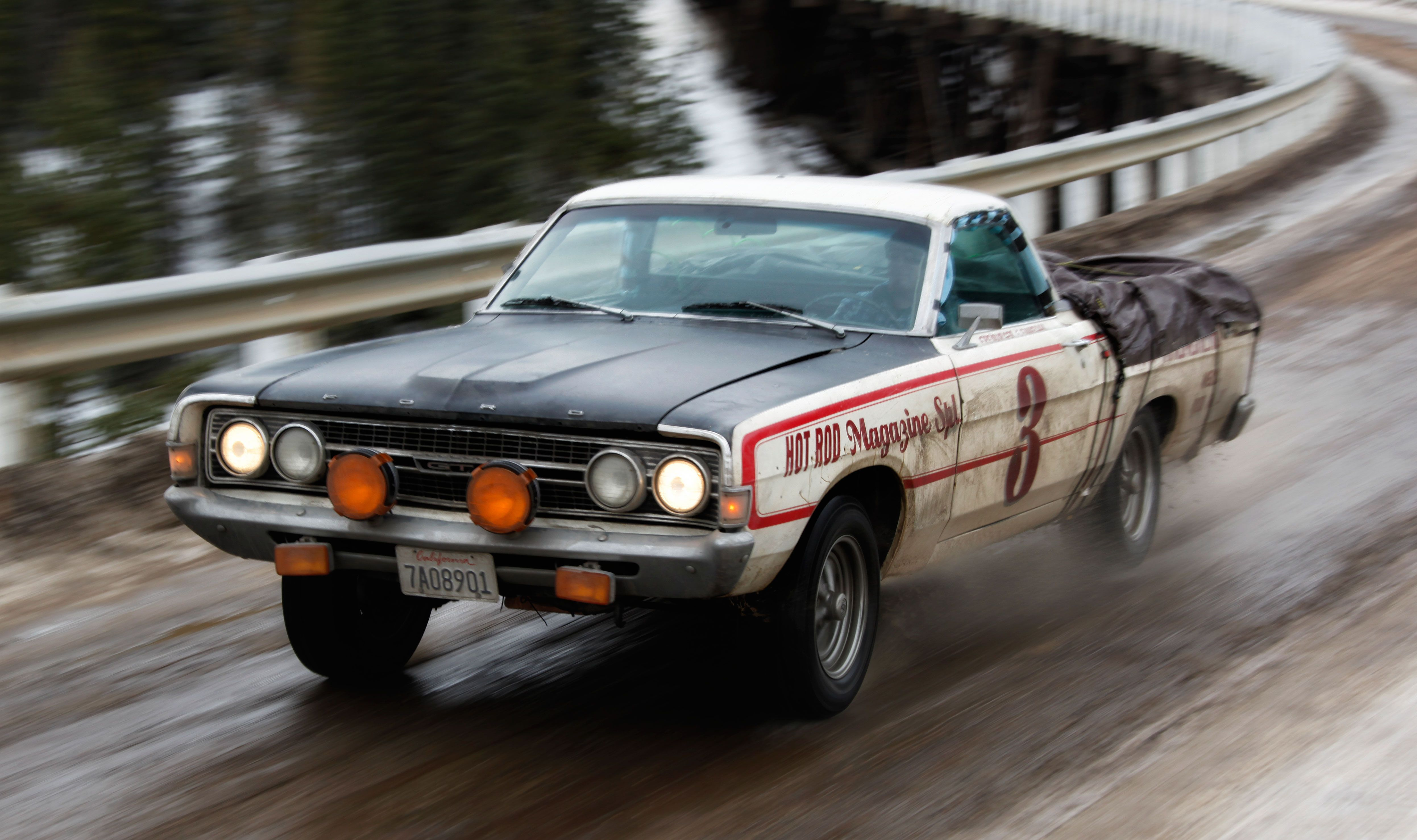 The Raunchero Has Appeared In More Roadkill Episodes Than Any Other Car  It's A Clone