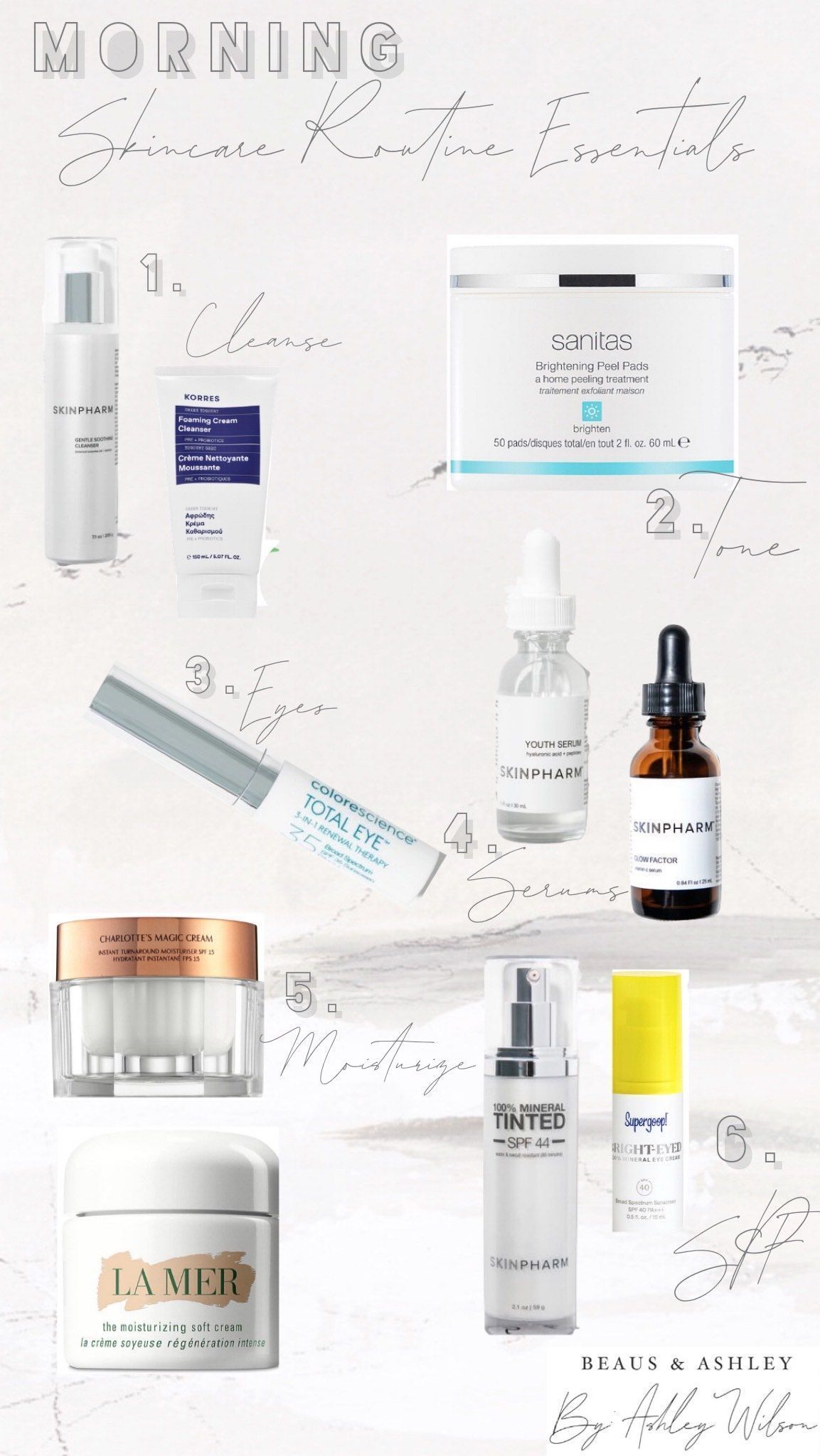 Morning Skincare Routine The Best Essentials Morning Skin Care Routine Morning Skincare Skin Care Routine