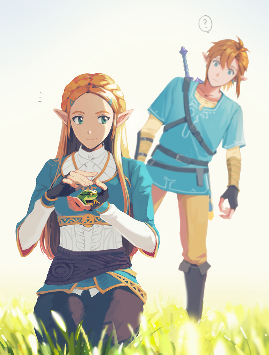 This Looks So Cute And Well Done My Zelink Heart Is
