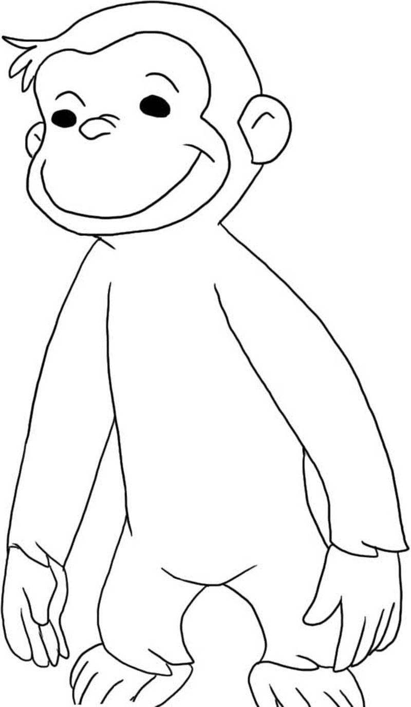Find Out The Curious George Coloring Pages Pdf Ideas Here Free Coloring Sheets Curious George Coloring Pages Monkey Coloring Pages Coloring Pages For Kids