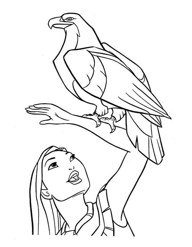 Pocahontas Drawing Disney Search results disney | Coloring Pages ...