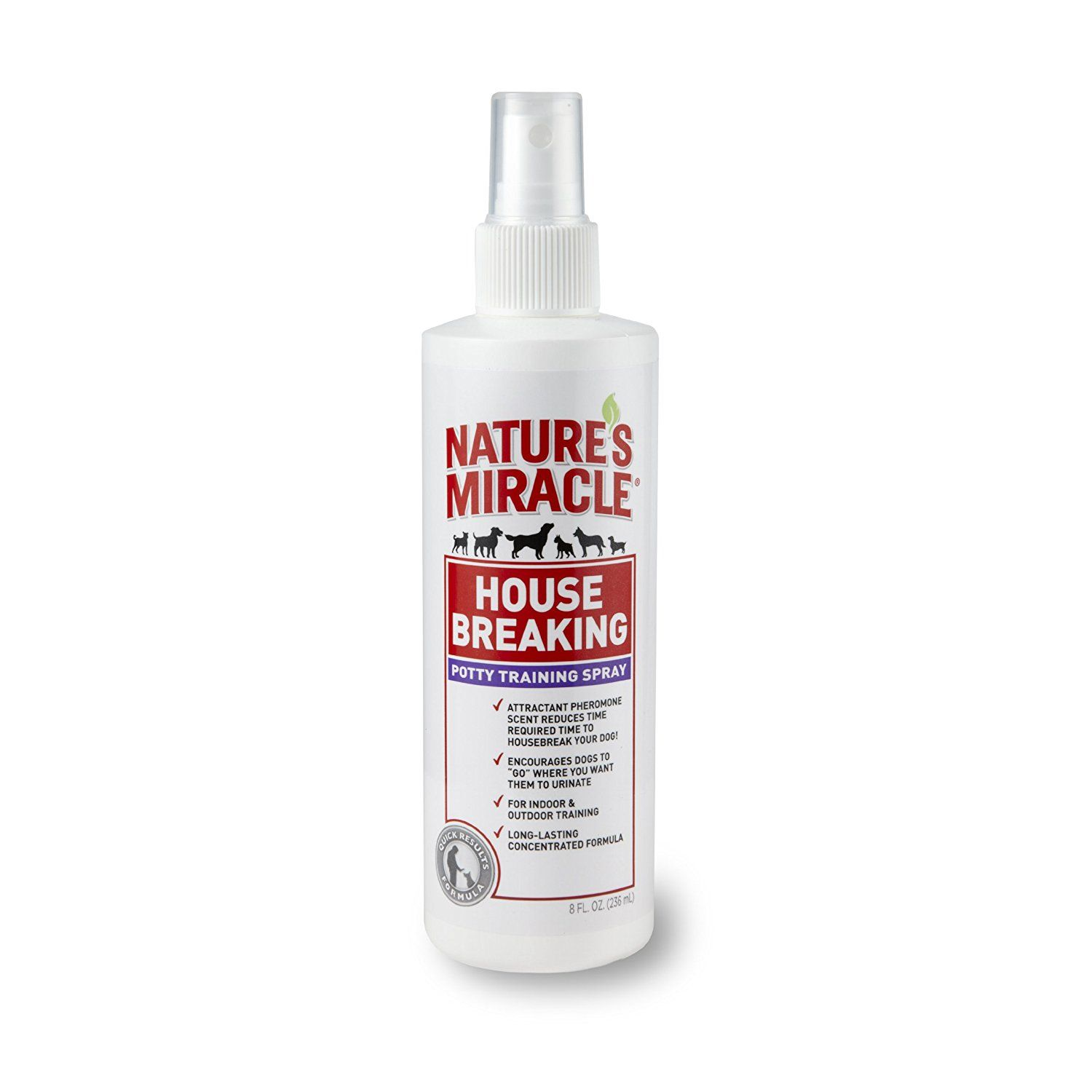 Nature S Miracle House Breaking Potty Training Spray You Can