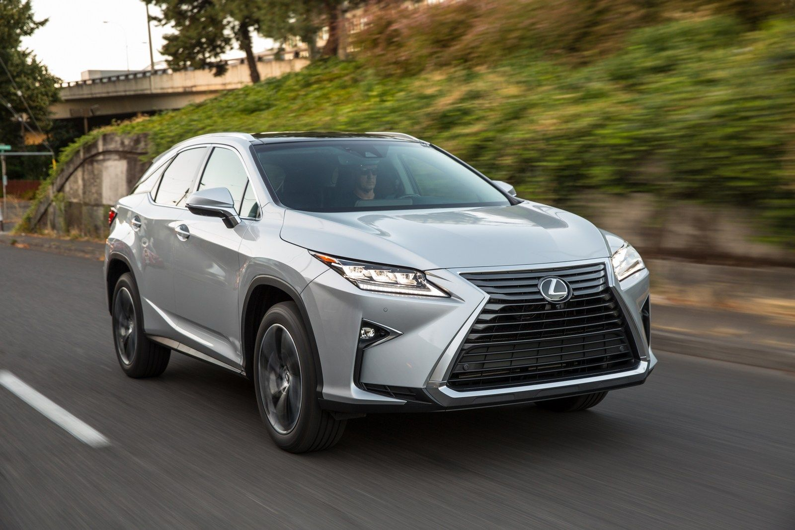 A 3 Row Lexus Rx Is Coming In October 2017 The