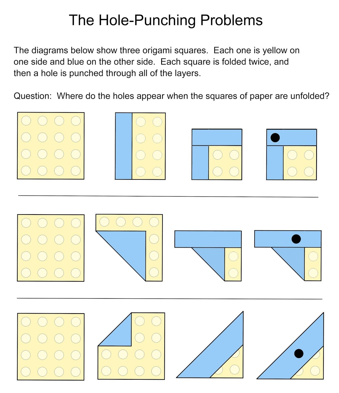 Hole Punching With Images