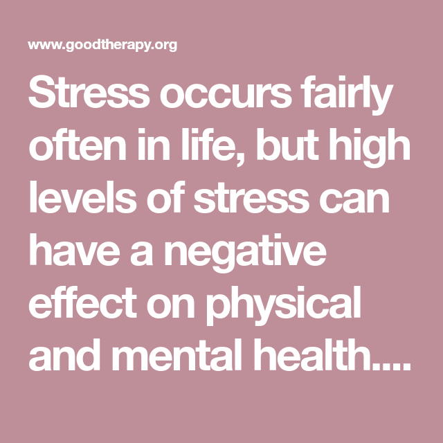 Stress (With images) | Stress management techniques ...