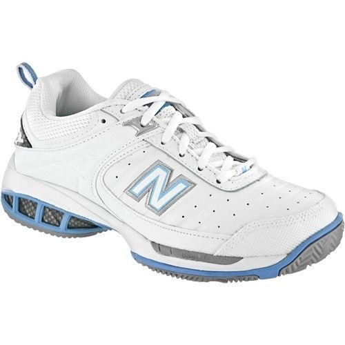 pretty nice b5c64 886fb NEW BALANCE WC 804 W TENNIS COURT SHOES WOMENS 7 B NEW IN BOX FREE SHIPPING