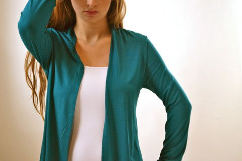 Jade Cardigan - Ashe Couture, Inc