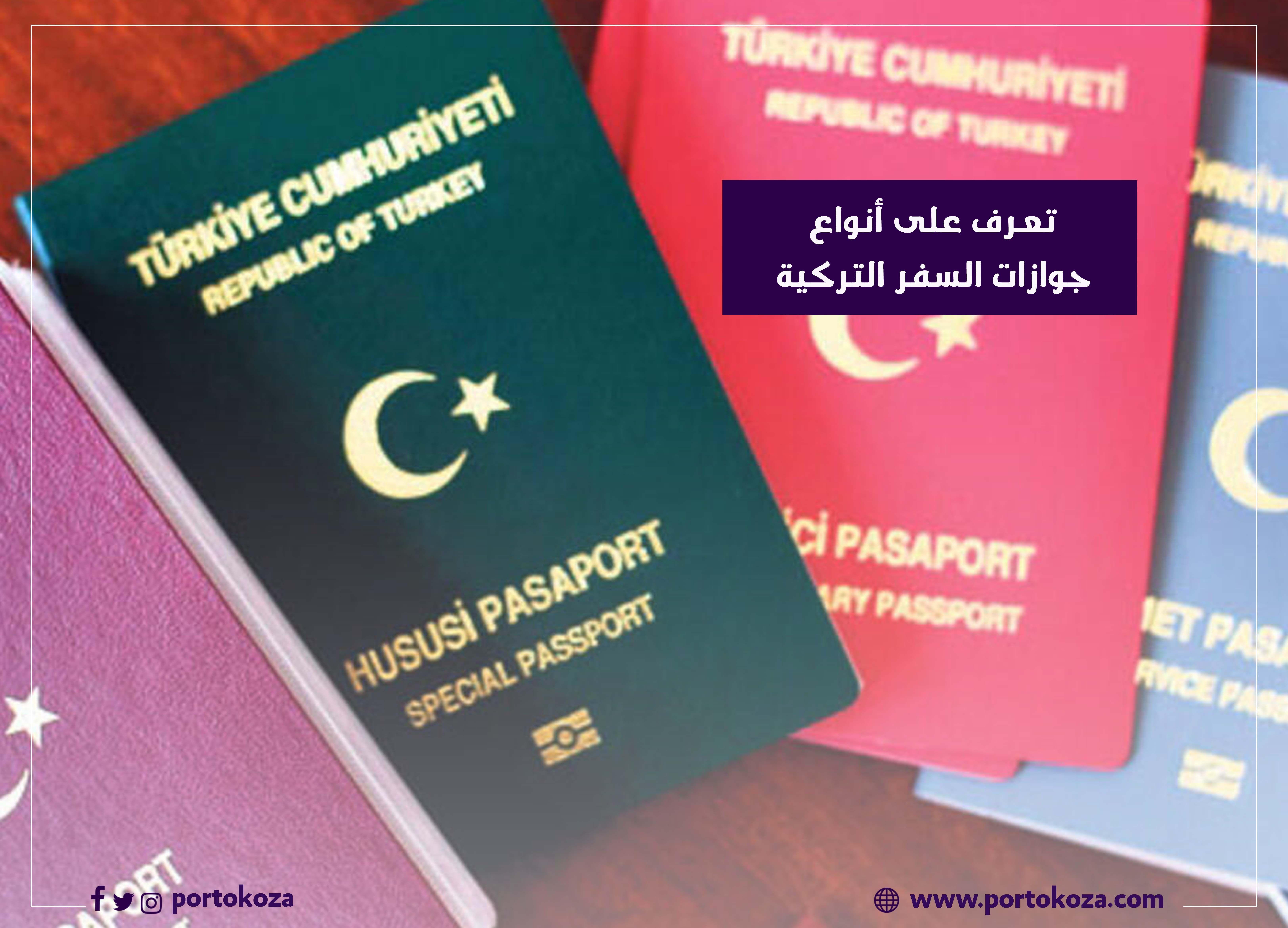 الجواز التركي أنواع جوازات السفر التركية وكيفية الحصول عليه بورتوكوزا العقارية Book Cover Books Passport
