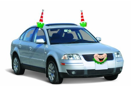 Christmas Elf Car Costume   Don't forget your Car this Christmas ...