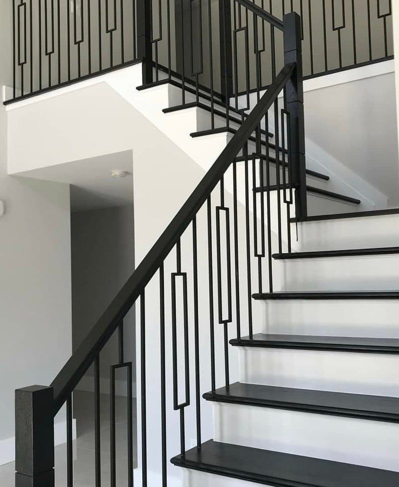 Best Pin On Iron Stair Railing 640 x 480