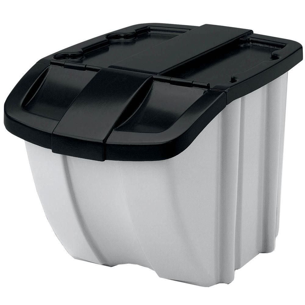Hopper Bin BH188810T At The Home Depot   Salt Storage For
