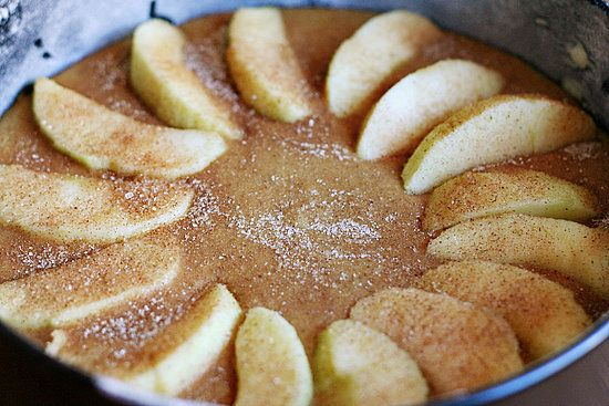 Eplekake norwegian apple cake recipe recipes dessert recipes baking recipes forumfinder Choice Image