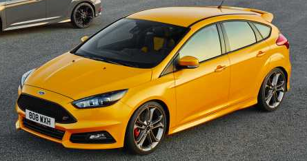 2017 Ford Focus St Release Date Australia