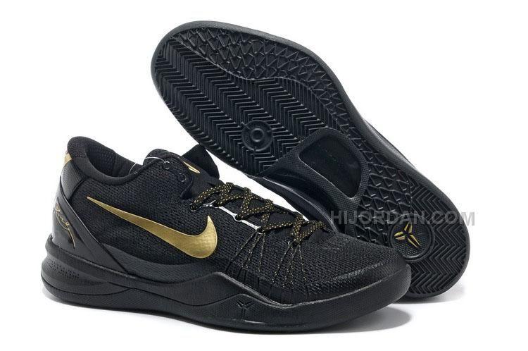 premium selection 31f32 ebf10 ... Cheap Kobe 8 Shoes Black Gold, cheap Nike Kobe VIII Mens, ...