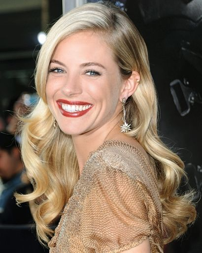 15 Instant Hair Upgrades for Your Holiday Bash | Sienna miller ...
