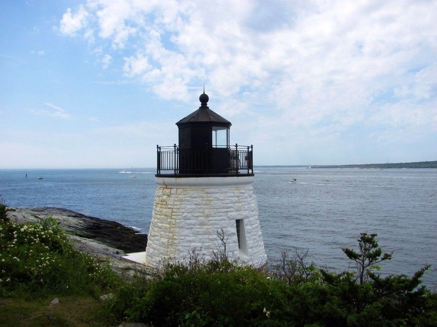 LIGHT HOUSE AT CASTLE HILL by jeanne  lapierre on 500px
