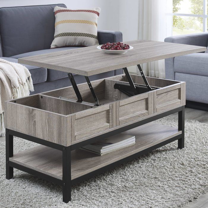 Omar Lift Top Coffee Table