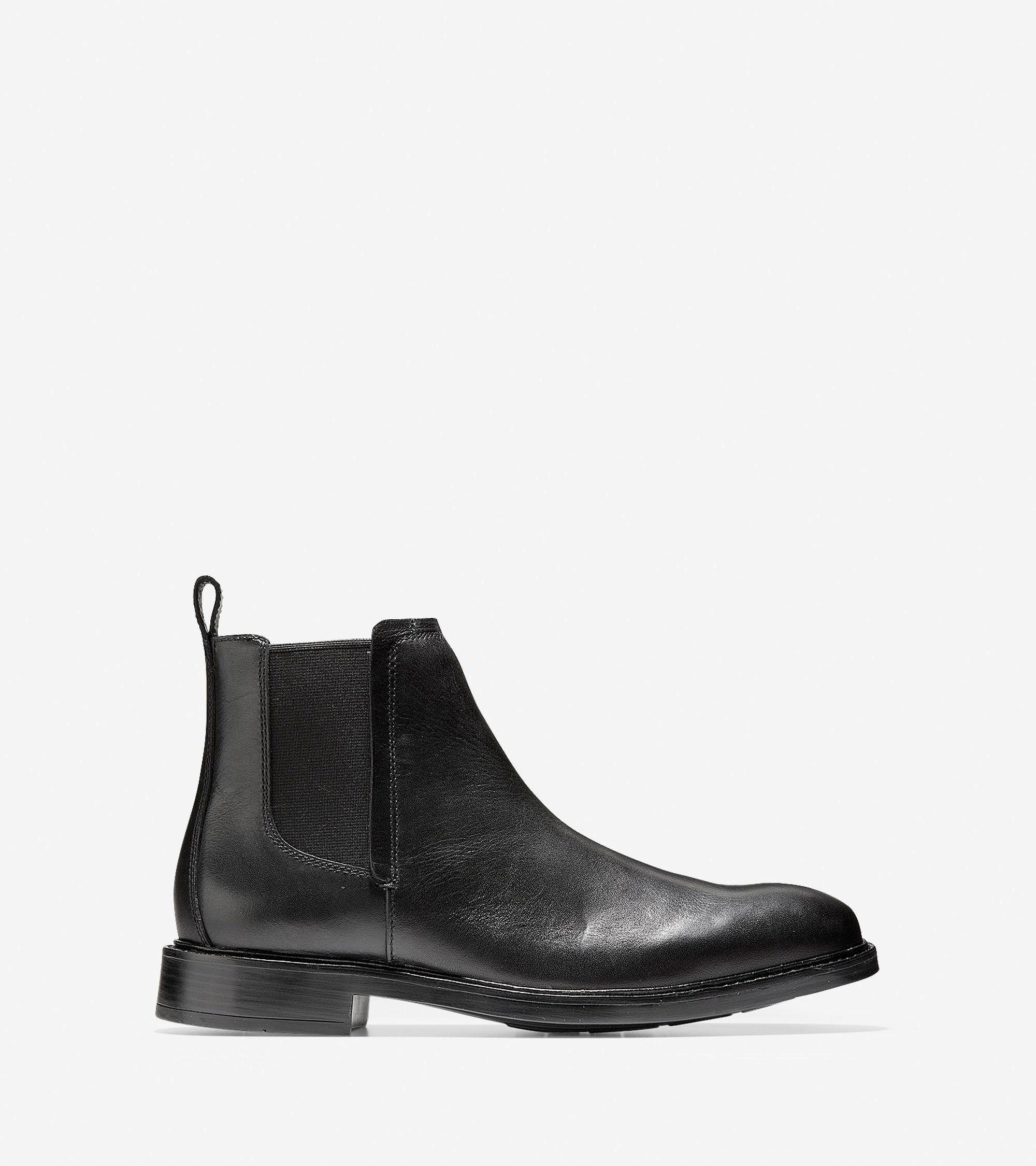 Kennedy Grand Waterproof Chelsea Boot