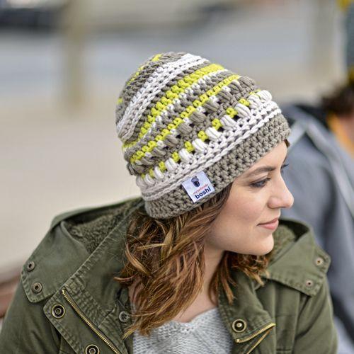 Häkelanleitung Für Beanie Inuyama вязание Pinterest Crochet