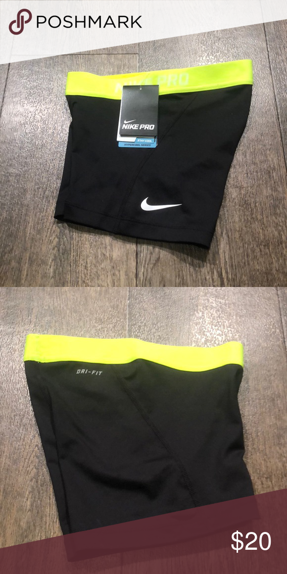 shopping detailed images 100% high quality NWT Nike dry fit pro shorts New with tags Nike pro 3 inch ...