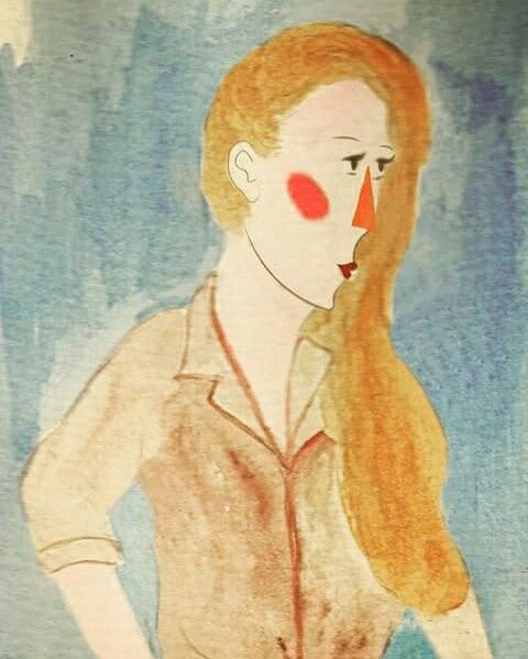 Illustration about Meryl Streep film Manhattan