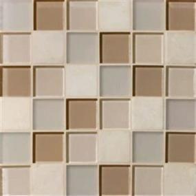 ACCENT GALLERY GLASS MOSAIC X Prosource Flooring House - 2x2 vinyl floor tile