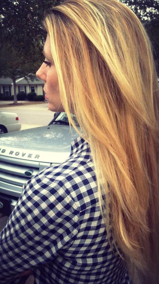 Long Beach Hair Brown Blonde Bronde Or Brawn Balayage