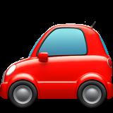 Automobile On Apple Ios 10 3 Car Emoji Emoji Car