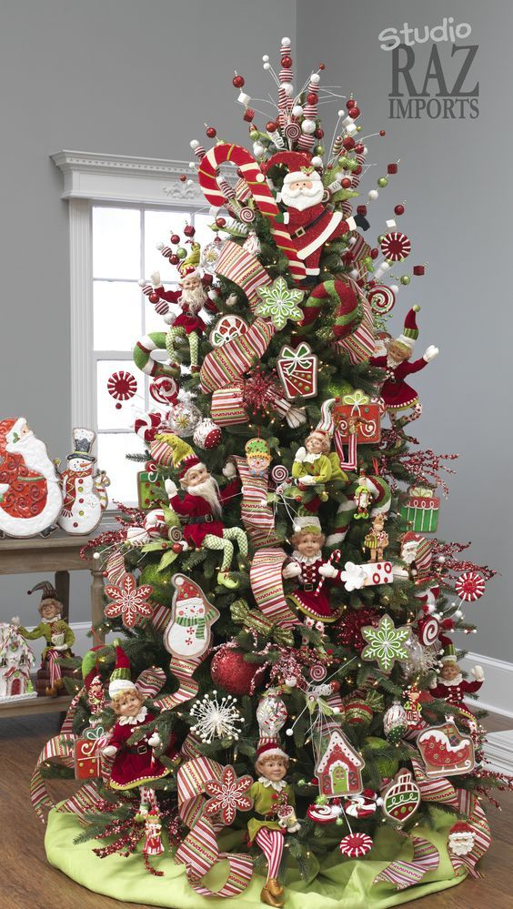 Christmas Tree Decorating Ideas Beautiful christmas trees