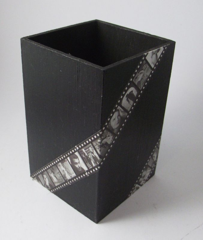 Porta-lápis Cinema Anos 50 - Paper St.